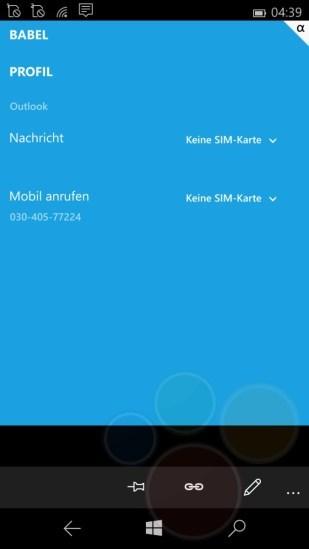 Windows 10 Build 10051 für Smartphones