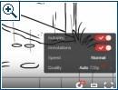 Experimentelles YouTube-Design - Bild 1