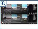 Experimentelles YouTube-Design