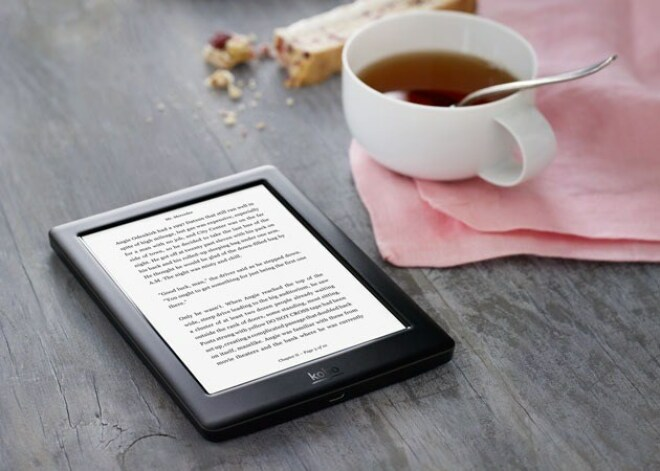 Kobo Glo HD Ebook-Reader