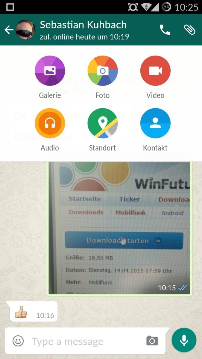WhatsApp 2.12.38