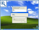 Windows XP Build 2600D - Bild 1