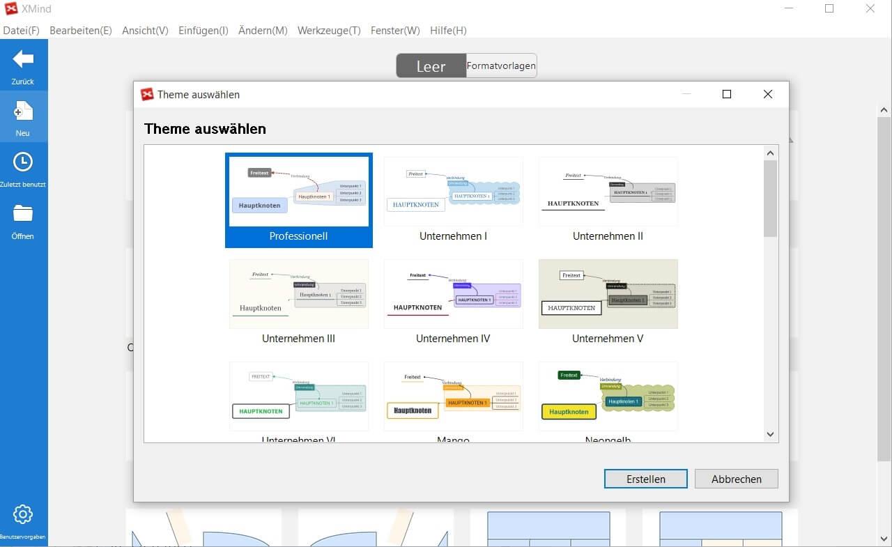 XMind - Schnell und einfach Mind-Maps erstellen Download