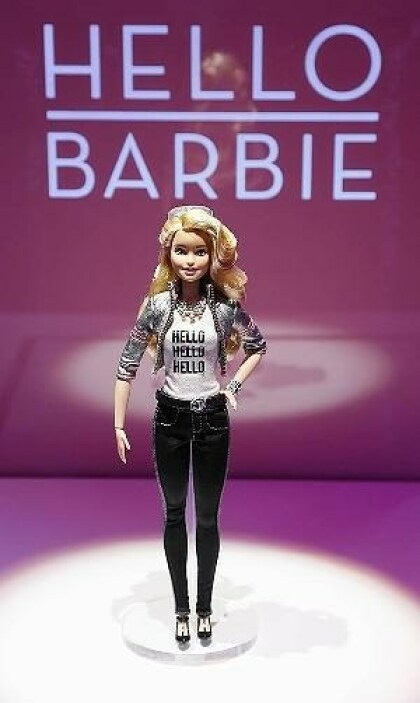 Hello Barbie