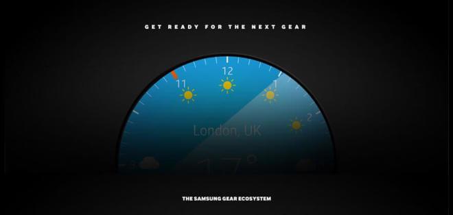Samsung: Neue runde Galaxy Gear Watch angekündigt