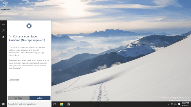 Windows 10 Insider Preview löst die Technical Preview ab