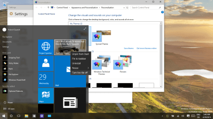 Windows 10 Build 10074