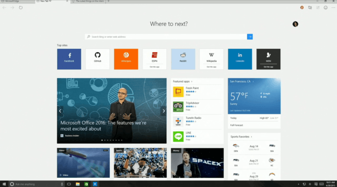 Microsoft Build 2015