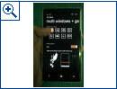 Windows Phone Split Screen