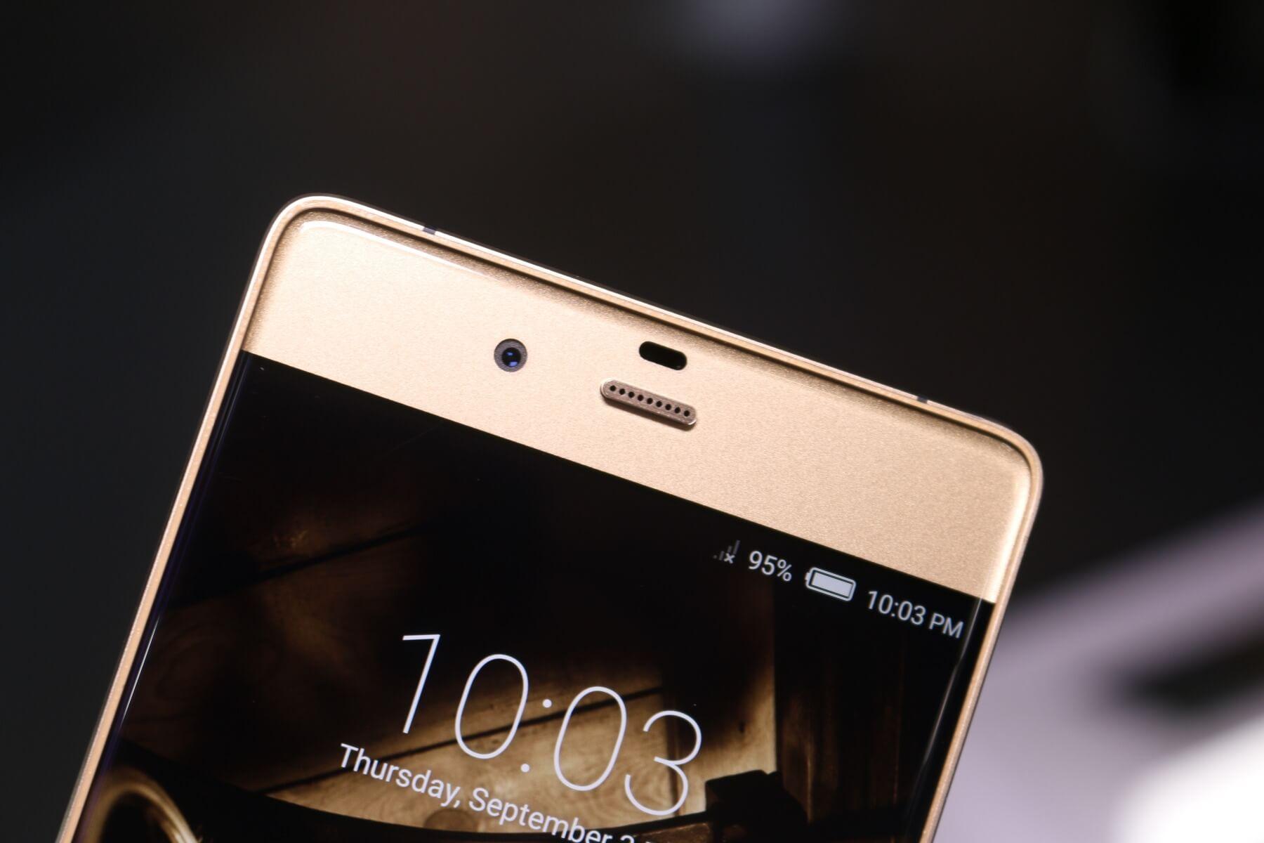 Zte Nubia Z9 Randloses Highend Smartphone Im Ifa Hands On