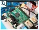 Windows 10 auf Raspberry Pi 2 Demos