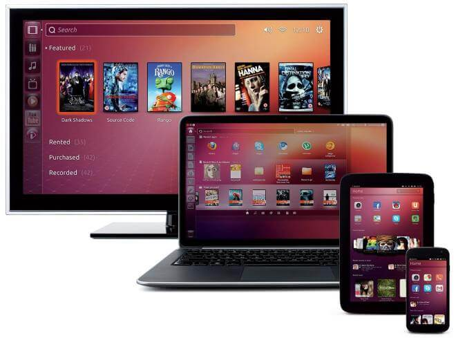 Ubuntu Convergence