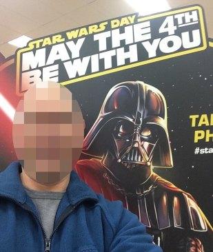 Selfie-Fotograf wird als Sex-Täter abgestempelt
