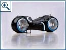 Tron: Funktionierender Lightcycle-Nachbau - Bild 3