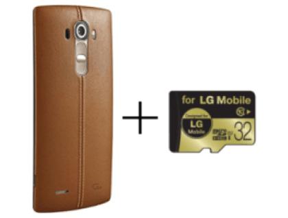 LG Aktion: LG G4 & 32GB-microSD-Karte