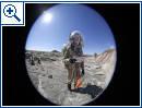 Marssimulation in Utah