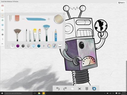 Fresh Paint für Windows 10