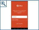 Microsoft Office for Android Smartphones