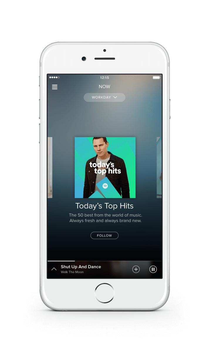 Spotify Neue Funktionen