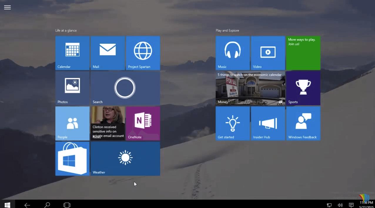Windows 10: Release-Ankündigung soll am nächsten Montag erfolgen