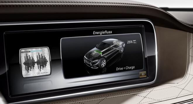 Mercedes Benz: S-Klasse 500 PLUG-IN HYBRID