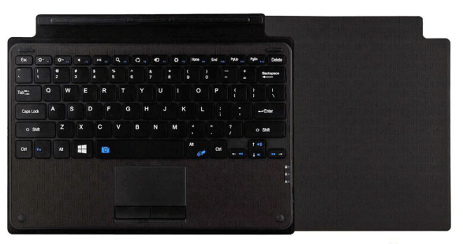 Surface Pro 3 Alternativ-Keyboard von EditorsKeys