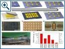 Chips aus Nanozellulose