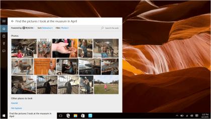 Lenovo: Cortana mit REACHit-Integration