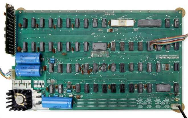 Apple 1 (Bonham's)
