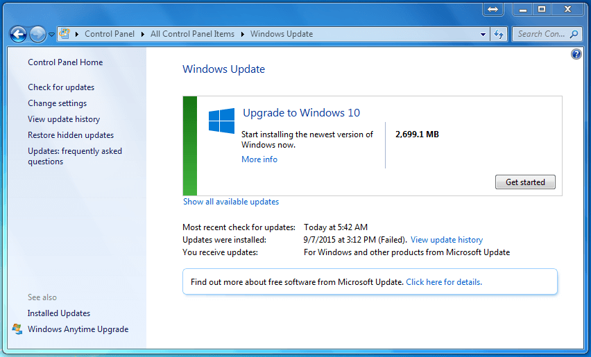 Upgrade Win 8.1 Auf Win 10