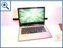 Toshiba Satellite Ultrabook mit Windows 10