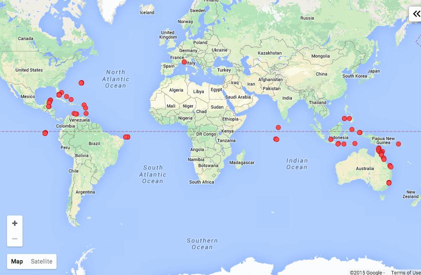 Google taucht ab: Street View-Panoramen jetzt auch aus dem Ozean