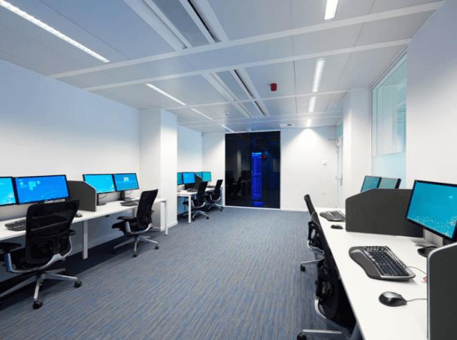 Microsoft Transparenz-Center Brüssel
