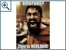 Neuland in der Meme-Maschine