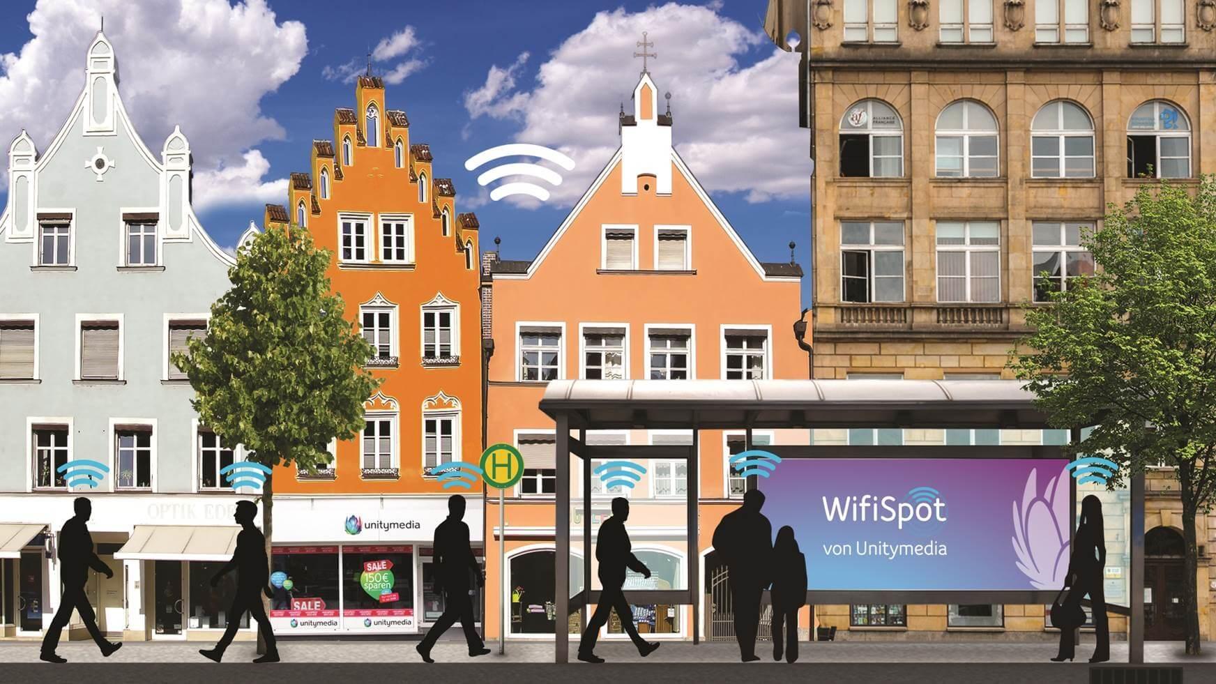 Unitymedia Wifispot Forum