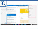 Mail und Kalender Apps in der Windows 10 Preview