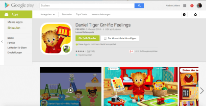 Gratis-App der Woche Google Play