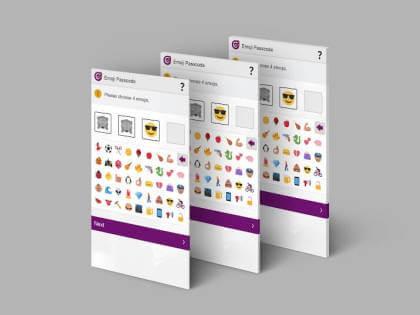 Emoji-Passcode