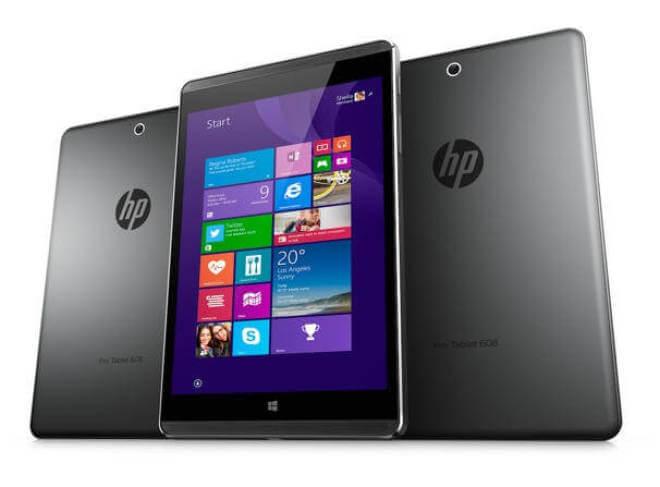 HP Pro Tablet 608 G1 wird offiziell: USB Type-C, Stylus & Windows 10