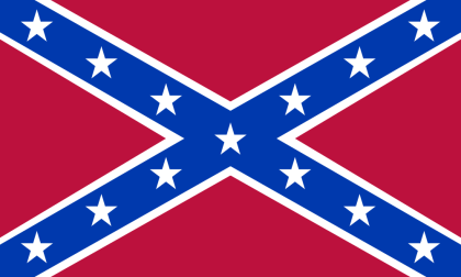 Flagge der konförderierten Seestreitkräfte