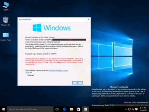 Windows 10 Build 10163