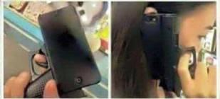 iPhone: Pistolen-Case