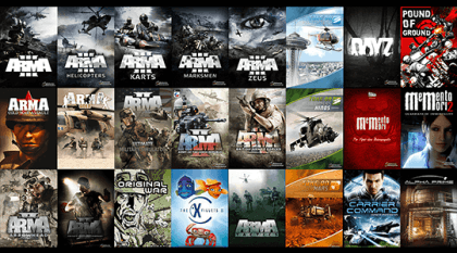 Humble Bundle: Bohemia Interactive