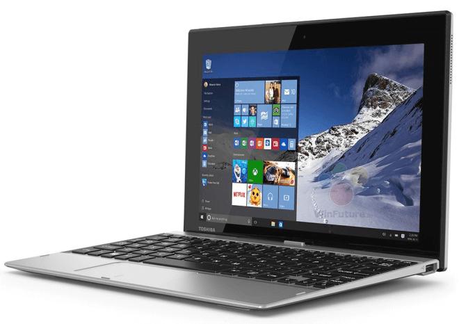 Toshiba Satellite Click 10 leakt: Alles zum neuen Windows 10-Tablet