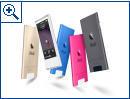 iPod shuffle, iPod nano & iPod touch (2015)