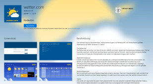 Windows Store im Web