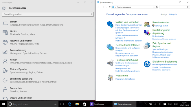 Windows 10: User Voice-Top-10