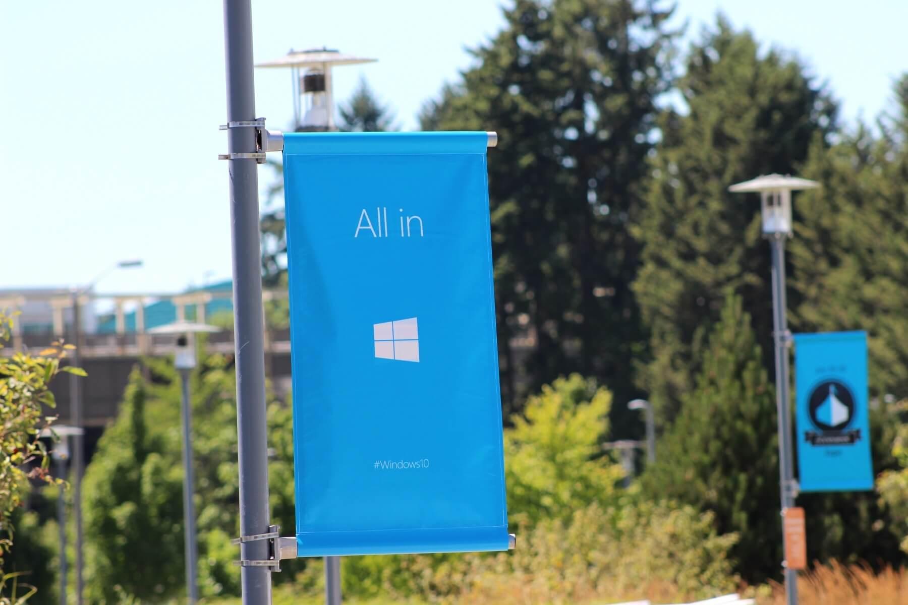 10 Tage bis Windows 10: Microsoft sieht blau, startet Werbekampagne