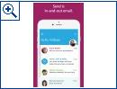 """Microsoft App """"Send"""" f�r iOS"""