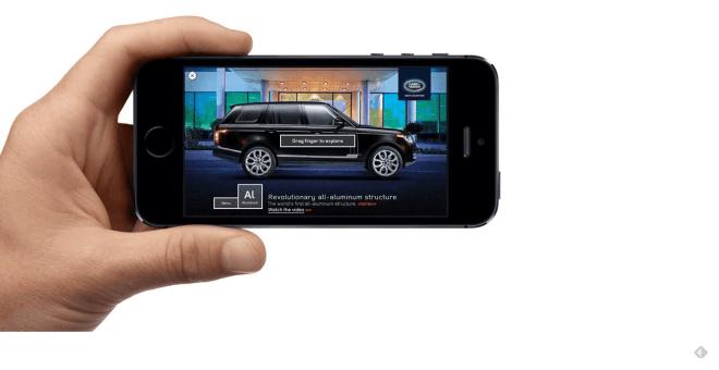 In-App-Werbung